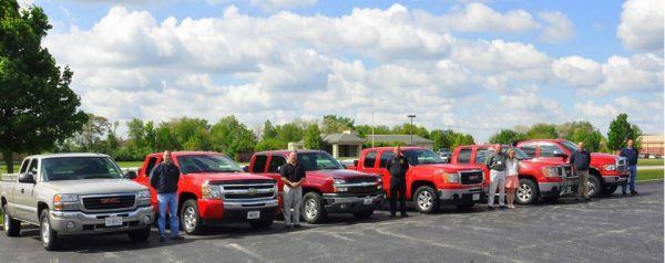 Midwest Fire Consulting Crew